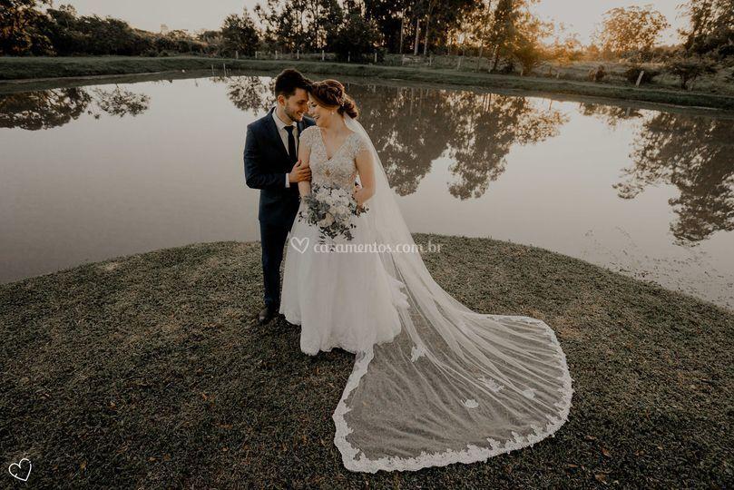 Casamento Sítio Girassol
