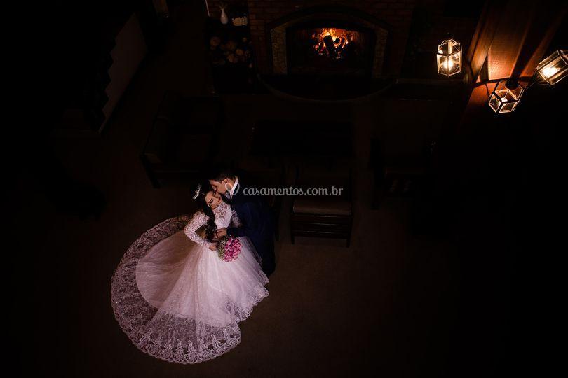 Sessão Pós-casamento