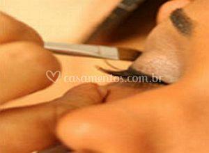 Maquiagem para a noiva