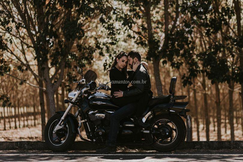 Amor em duas rodas