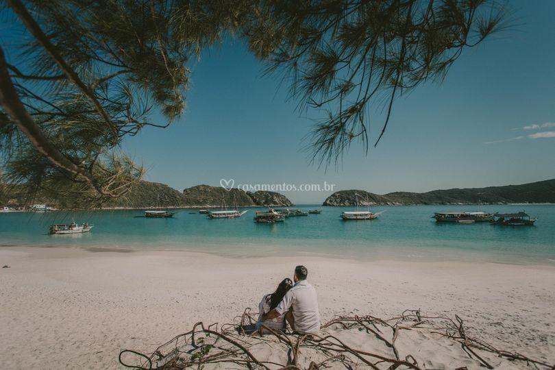 Praia do farol - arraial