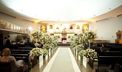 Salão de Festas Igreja Ortodoxa São Jorge 1