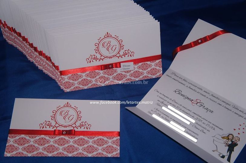 Convites 12x21