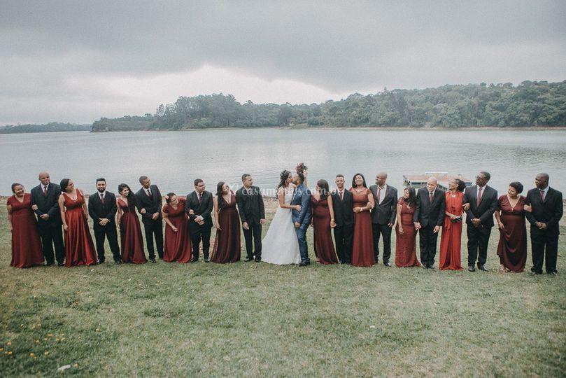 Casamento Ruama e Glauber