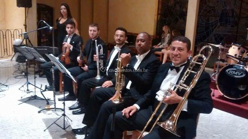 Charles Mello Coral e Orquestra