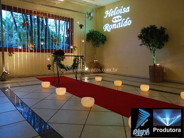 Iluminação ambiental/decoração