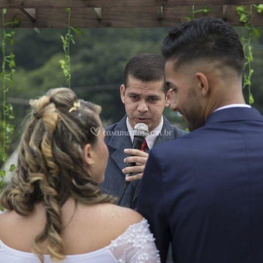 Casamento chácara