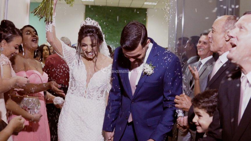 Casamento Barbara & Deldi