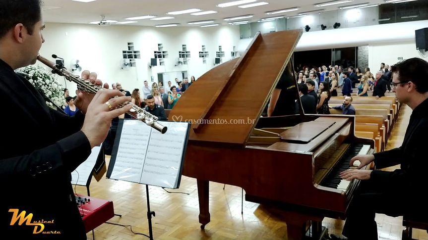 Dueto - Piano e Flauta