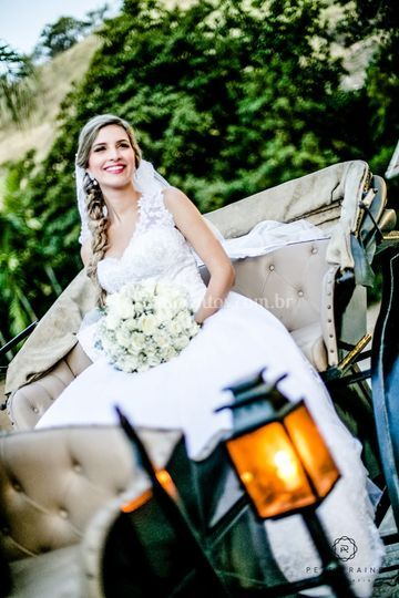 Noiva princesa ou