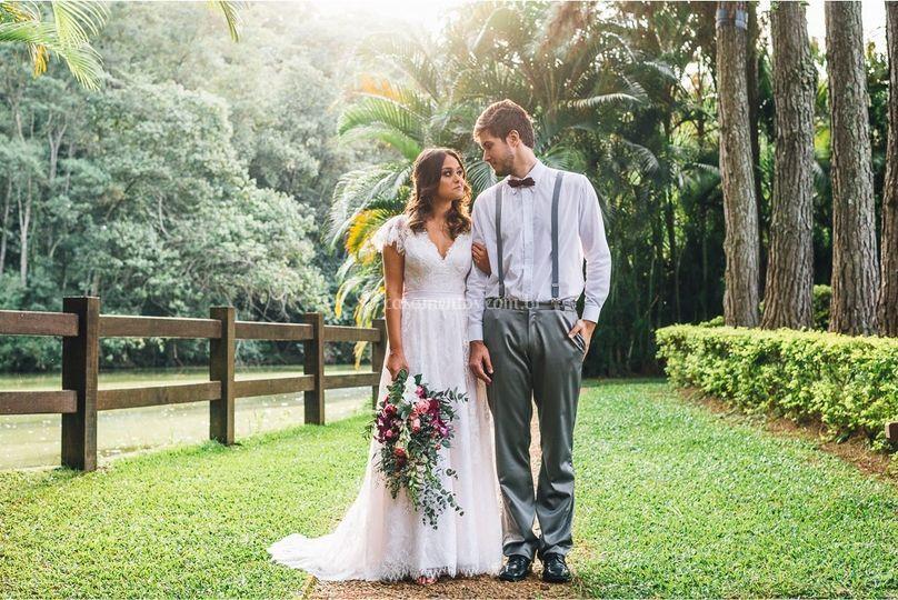 Casamento em Arujá - São Paulo