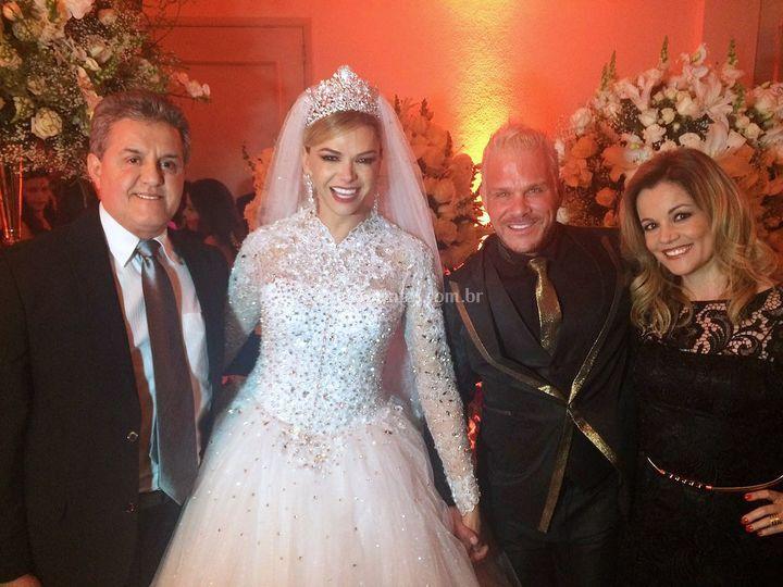Casamento Léo Áquilla