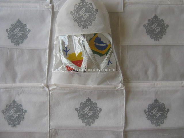 Embalagem personalizada casame