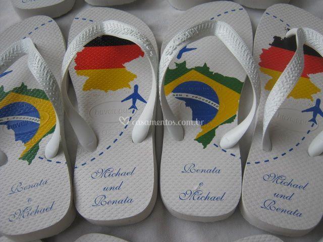 Casamento Brasil e Alemanhã