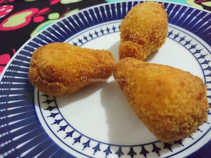 Coxinha de frango