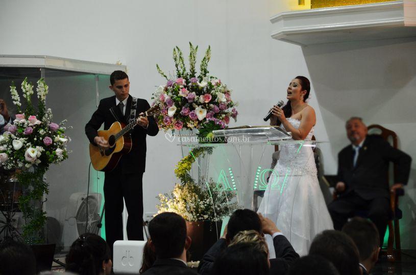 Casamento Tatiane e Maycon