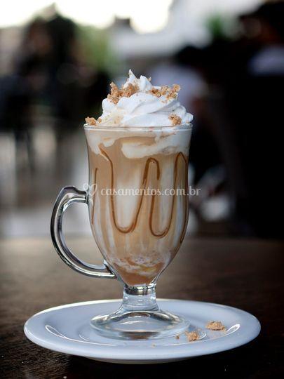 Café paçoca
