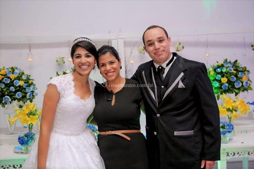 Leticia e Alfredo
