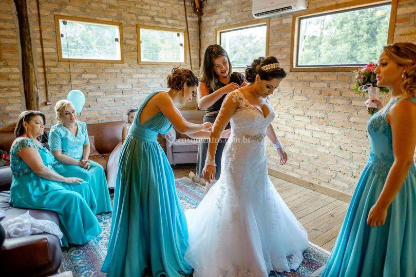 Tamy Ribeiro Assessoria de Casamentos