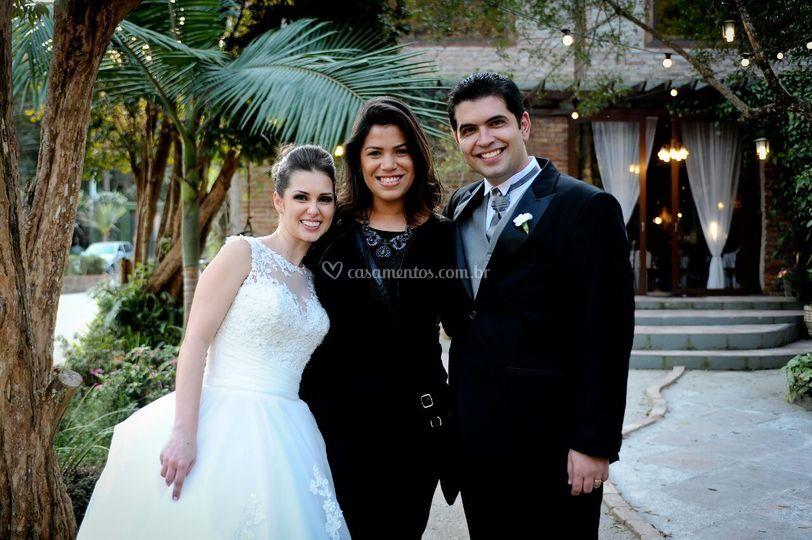 Juliana e Rafael