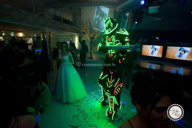 Pista de dança, casamento