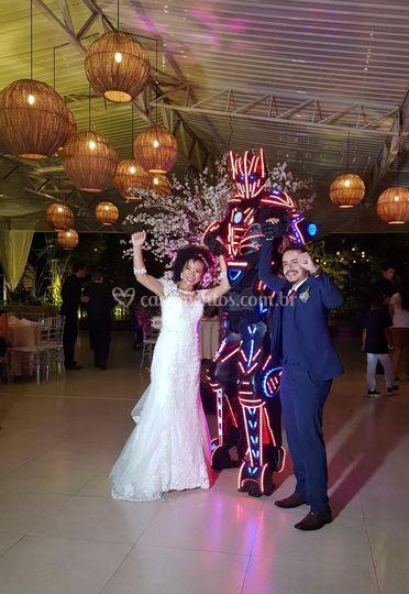 Noiva, noivo, casamento