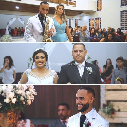 Casamento Eduarda e Alisson