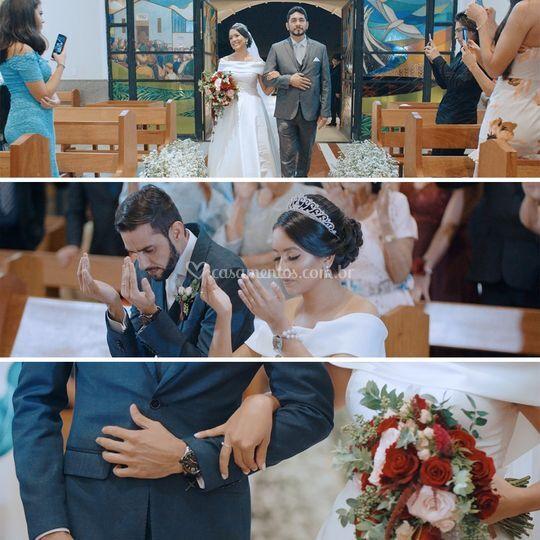 Casamento  Carol e Pedro