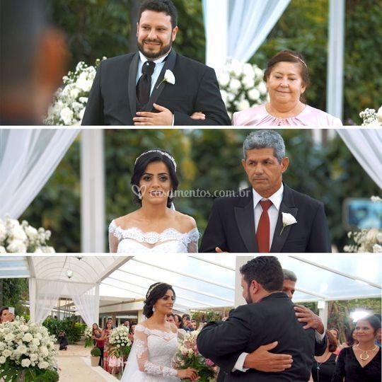 Casamento Joesley e Thaires