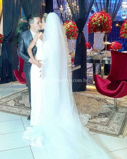 Casamento Viviane e Fabricio