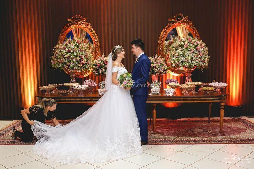 Casamento de Aline&Diogo