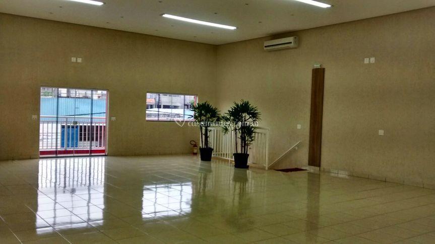 Espaço do salão