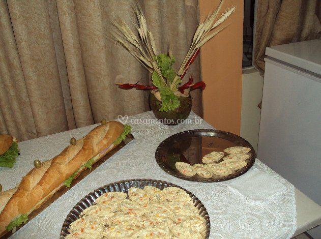 Comida para o seu evento