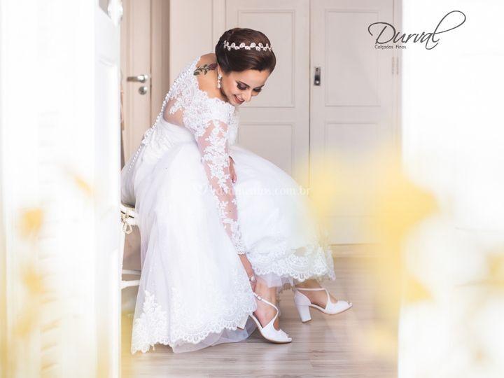 Noiva Durval Calçados