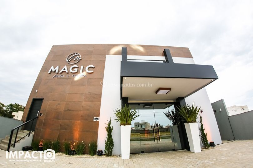 Magic Festas e Eventos