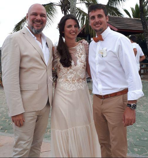 Casamento em espanhol!