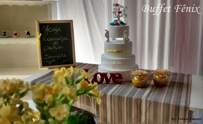 Decorações para noivados e cas