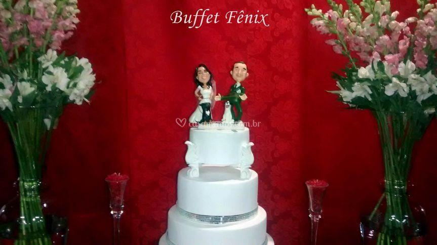 Decorações para casamentos