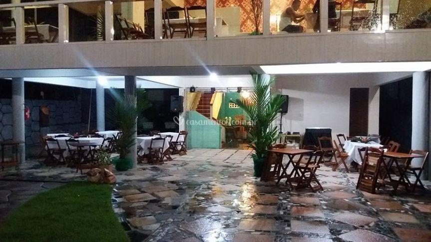 Restaurante e Casa De Recepções Paulo e Aline Lima