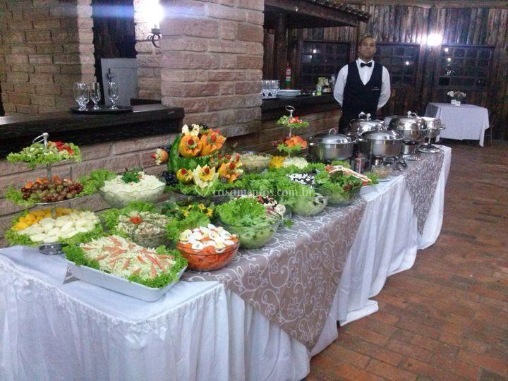 Buffet Arte e Paladar