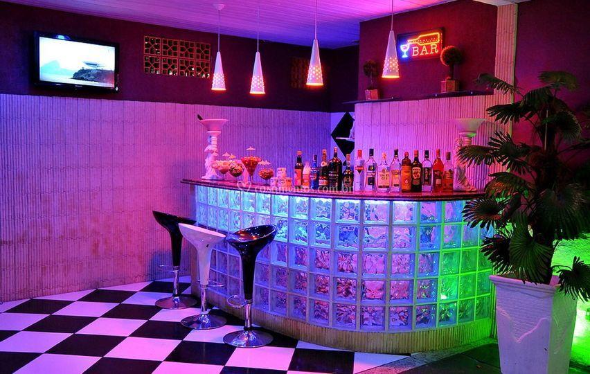 Serviço de bar