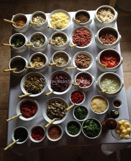 Cozinha variada