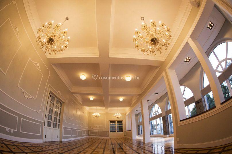 Salão dos lustres