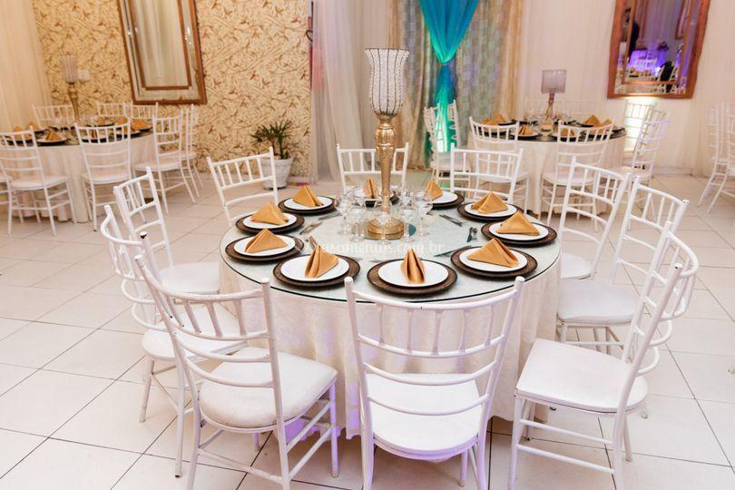 Casamento Salão Myrlla