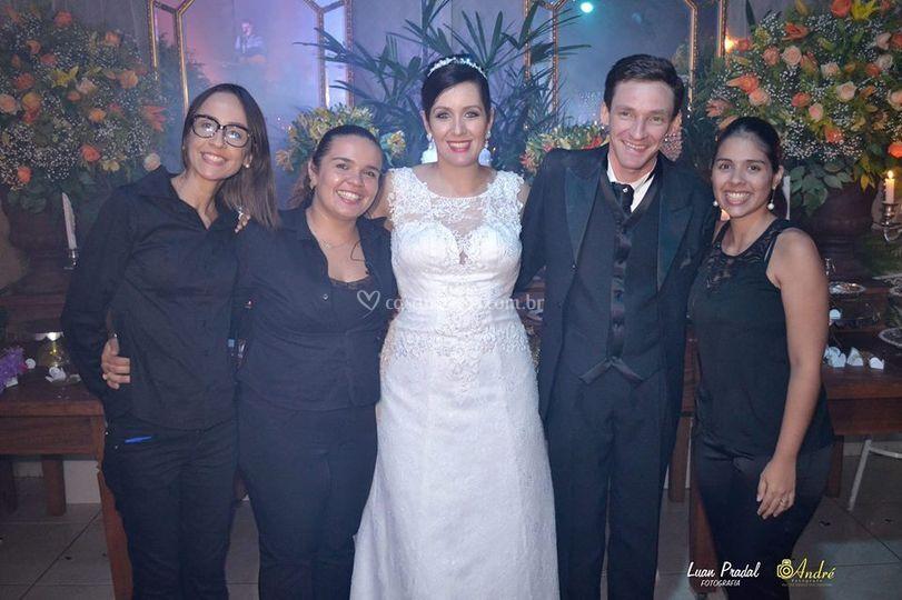 Casamento Flávia e Danigor