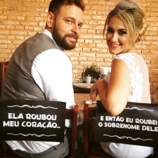 Casamento Mari e Meme