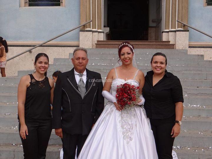 Casamento Roside e Antonio