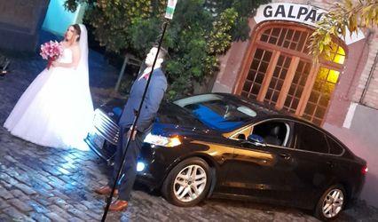 Carro de Luxo para Noivas 1