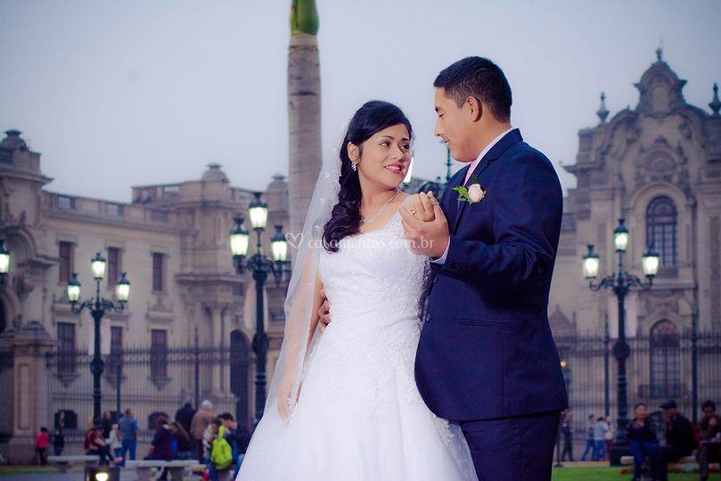 Foto de Casamento - Lima Peru