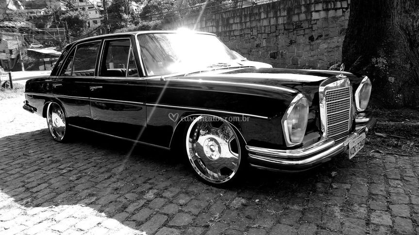 Mercedes 280s 1972